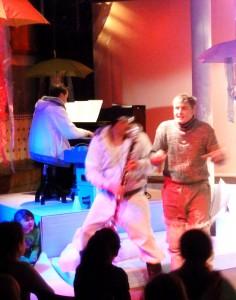 Musikalische Leitung Theater Eigenkomposition