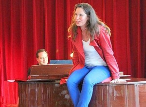 Pianist Lili Marleen